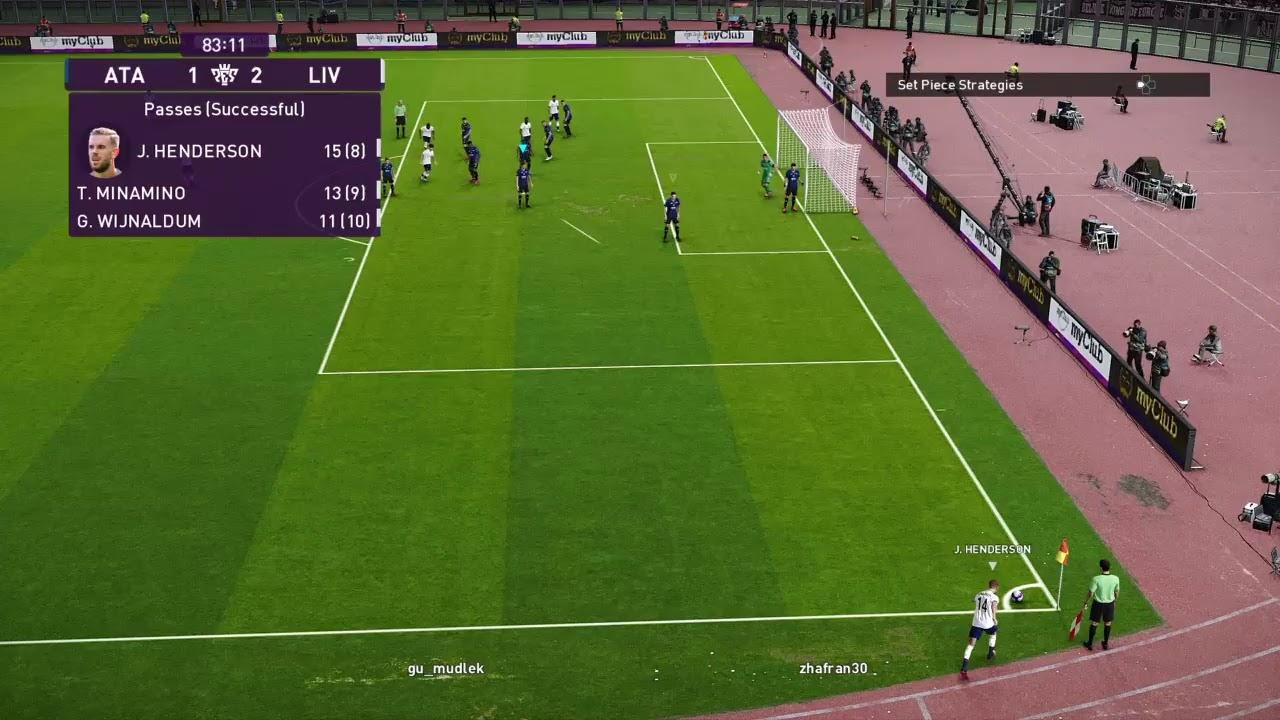 Atalanta vs Liverpool - YouTube