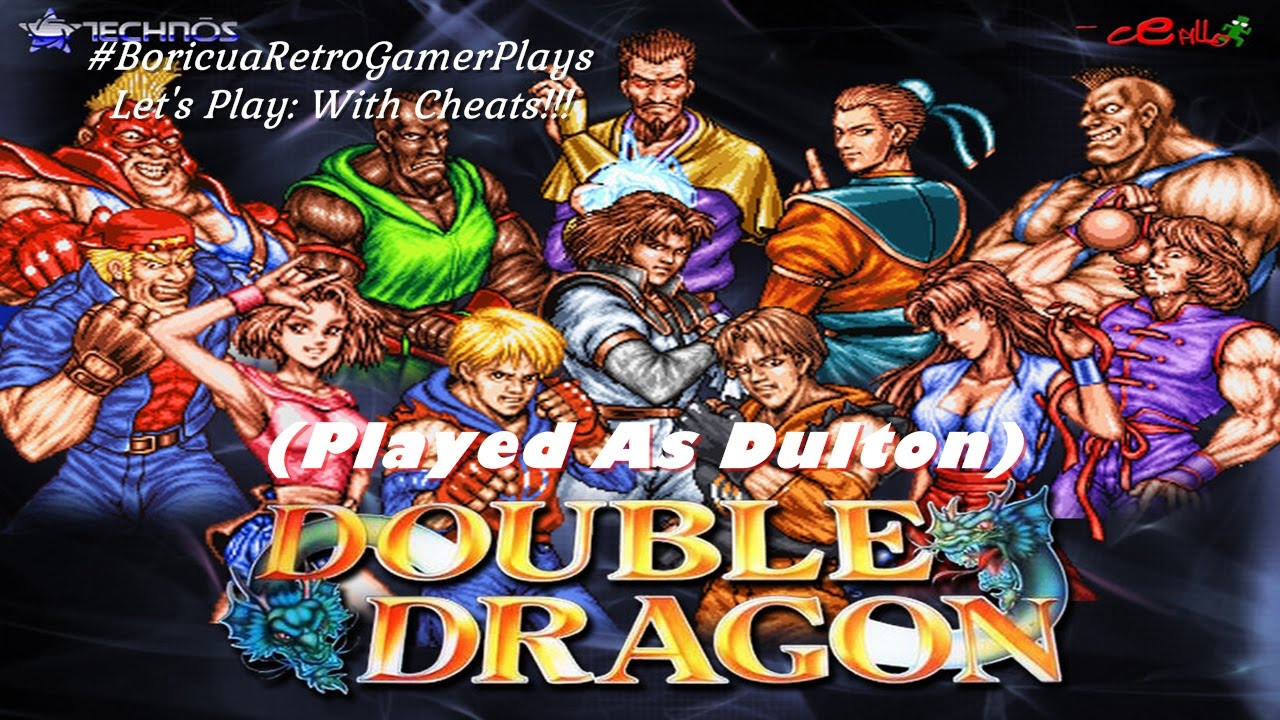 Double Dragon Codes