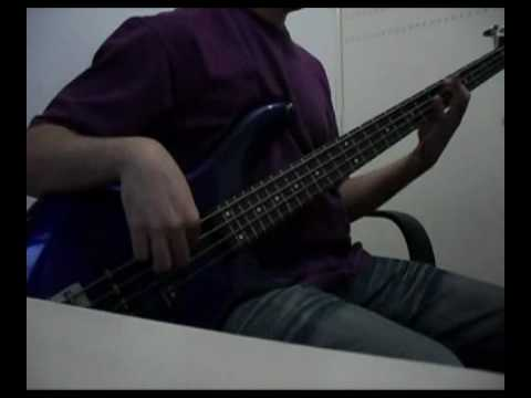 Rollins Band - Whats The Matter Man (Bass Cover) (By Murilo)