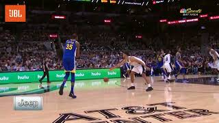 Sounds of the Game: Warriors vs. Spurs, Game 3