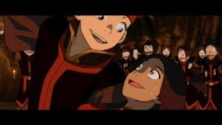 Aang & Katara's Dance: Full Scene [HD]