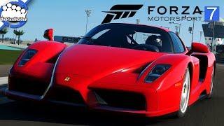 FORZA MOTORSPORT 7 #69 - Enzo, mehr als nur ein Name - Let's Play Forza Motorsport 7