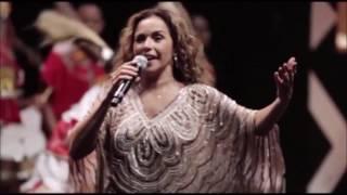 Pérola Negra - Ilê Aiyê Ft. Daniela Mercury - Ao Vivo - 40 anos Bonito de se ver