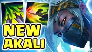 Download RIOT RELEASED A MONSTER!! NEW AKALI REWORK JUNGLE SPOTLIGHT | PENTAKILL?! (17 kilIs) | BROKEN DAMAGE Mp3 and Videos