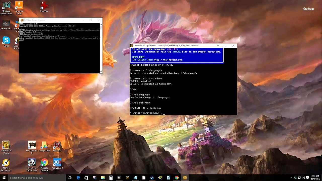 how to get old games to run on windows 10