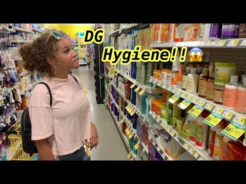 Dollar General Hygiene Shopping + Haul!!😱😍