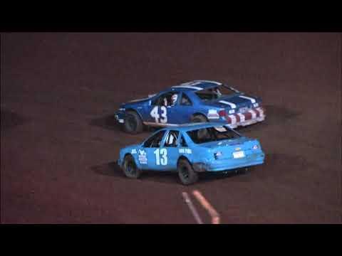 Dixie Speedway 8/29/15 Cruiser Feature!