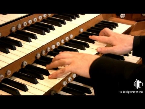 The Bridgewater Hall Organ