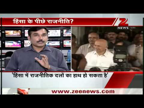 Political parties could be behind violence in Muzaffarnagar: Sushilkumar Shinde