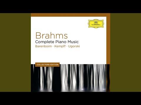 Brahms: Piano Sonata No.2 In F Sharp Minor, Op.2 - 1. Allegro Non Troppo, Ma Energico