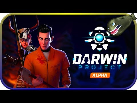 Darwin Project | Open Beta, First Look! (Darwin Project Gameplay)