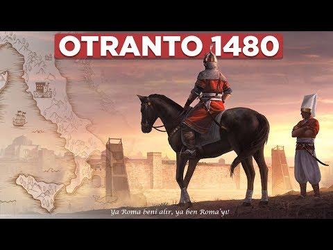 TÜRKLER ROMA'YI Alabilir Miydi? | Otranto Seferi 1480 | Osmanlı-Napoli Savaşı
