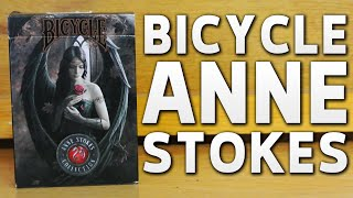 Deck Review - Bicycle Ann Stokes Playing Cards [HD]