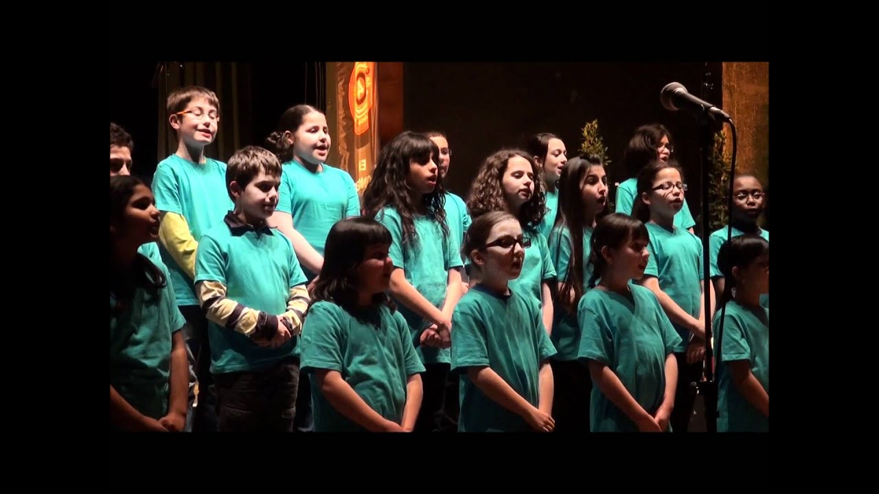 Jacques Higelin - La croisade des enfants - Chorale - Creil - YouTube