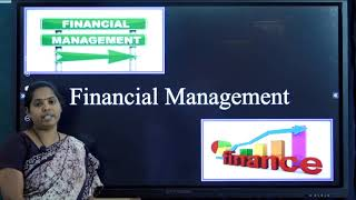 II PUC | BUSINESS STUDIES | FINANCIAL MANAGEMENT - 01