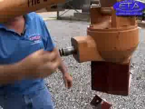 How To Assemble And Install A 3 Point Post Hole Digger