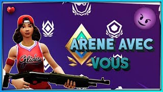 🔴[Live Fortnite EN ] JULY 26, 2019 IN ATTENDANT ARENA WITH YOU NEW SKIN?