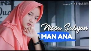Gambar cover MAN ANA Cover NISSA SABYAN # COVER NISSA SABYAN