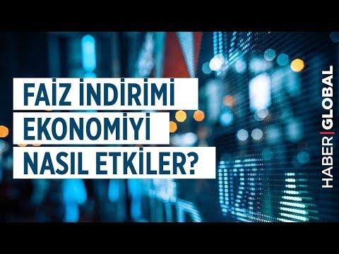 Merkez Bankası'nın Faiz İndirimi Ekonomiyi Nasıl Etkiler?