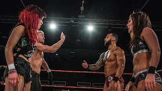 (32.5 MB) Ricochet & Tessa Vs. Will Ospreay & Bea - Full Match From January 2017 Mp3