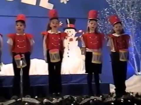 2003 Christmas School Concert Ecole Jos Dugas