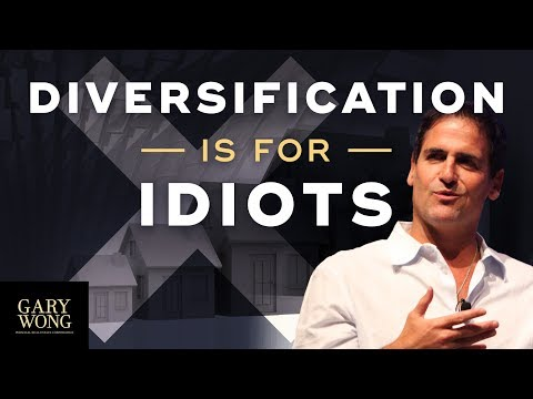 What I Learned From Mark Cuban | Diversification Is For Idiots | Money Secrets Ep. 7