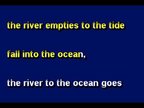 Find The River by R.E.M. Karaoke by Allen Clewell