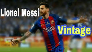 Lionel Messi VINTAGE Skills and Goals 2017 18