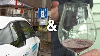 Grant's Getaways:  Plug + Pinot in the Willamette Valley