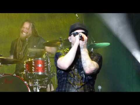 Shinedown - Devour LIVE Houston / Woodlands Tx 7/11/15