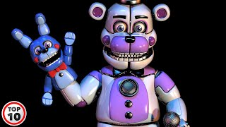Top 10 FNAF Funtime Freddy Facts