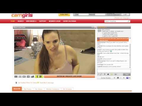 SEXY CAM GIRL NINA