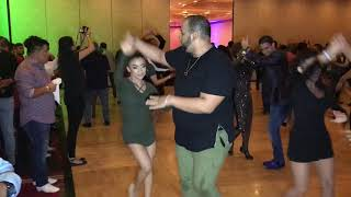 GABY AVENDANO & ALEX MOREL SALSA DANCE  @ SEATTLE SALSA CONGRESS 2017