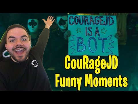 CouRageJD - The Most Funny Moments Of June!!!