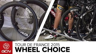 What Wheels Do The Pros Ride And Why? | Tour De France 2015