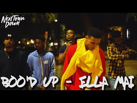 ELLA MAI - BOO'D UP - Next Town Down Cover