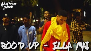 ELLA MAI - BOO'D UP - Next Town Down Cover Video