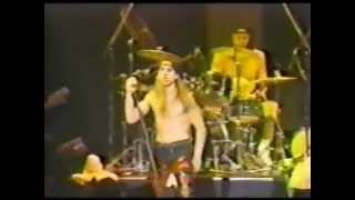 Red Hot Chili Peppers - Live Club Citta Japan 1990