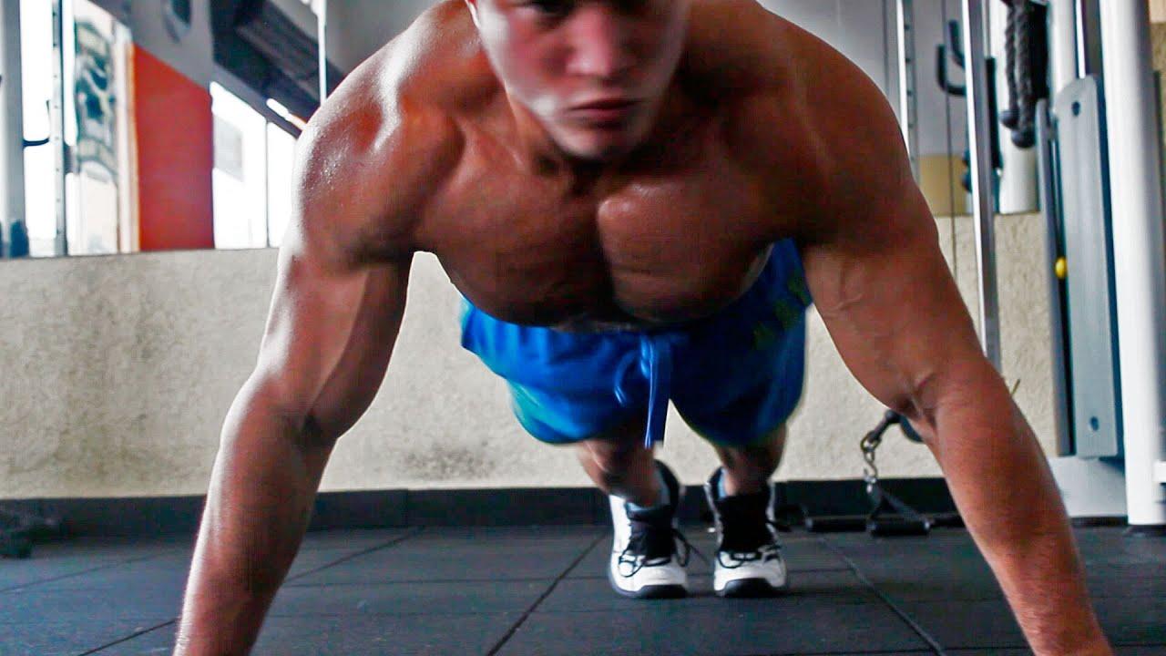 tipos de treinos para ganhar massa muscular
