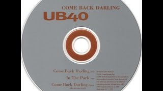 UB40 - Come Back Darling (Instrumental)