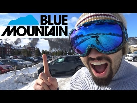 BLUE MOUNTAIN | COLLINGWOOD CANADA 2017