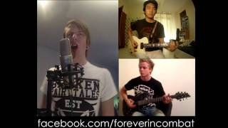 Suicide Silence - You Only Live Once [Vocal + Guitar Cover]