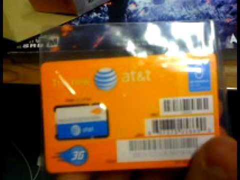 Unboxing gophone SGH-a107