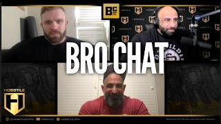 SEX, BETS & CALI PRO BREAKDOWN | Fouad Abiad, Iain Valliere & Guy Cisternino | Bro Chat #31