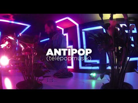 Plant Music Lab • Antipop (Télépopmusik) DJ Set @Blue Club • Le Mellotron
