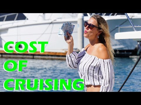 What Is The Cost of Cruising?  Maintenance Monday