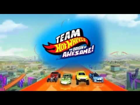Team Hot Wheels Fan Made Music Video