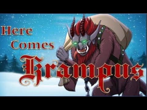 PopUp Dungeon: Here Comes Krampus |