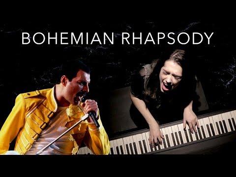 Bohemian Rhapsody - Queen (Cover by Zoey Leven)