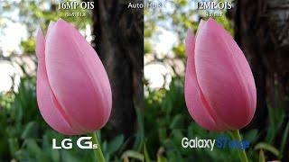 LG G5 vs Samsung Galaxy S7 Edge - Camera Test Comparison Review!